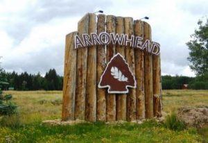 Arrowhead-sign